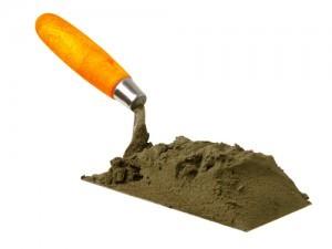 Kur ir kaip naudojamas cementas?