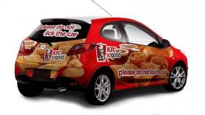 Reklamavimo galimybės ant automobilių