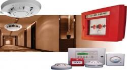 Saugos nuo gaisro sistemos